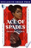 Ace of Spades Sneak Peek