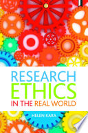 Research ethics in the real world Book PDF