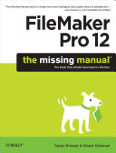 Pdf FileMaker Pro 12: The Missing Manual