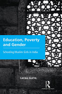 Education, Poverty and Gender