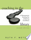 Coaching in the Library Book