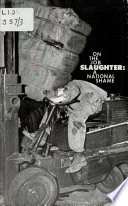 On the Job Slaughter Book