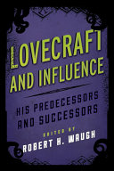 Lovecraft and Influence