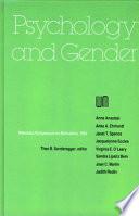 Psychology and Gender