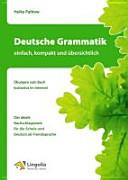 Deutsche Grammatik - einfach, kompakt und übersichtlich