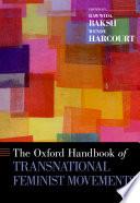 The Oxford Handbook Of Transnational Feminist Movements