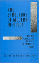 The Structure of Modern Ideology Book PDF