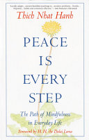 Peace is Every Step Book