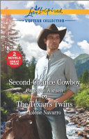 Second Chance Cowboy   The Texan s Twins