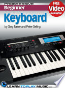 Keyboard Lessons For Beginners Book