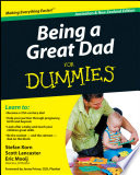 Being A Great Dad For Dummies Book
