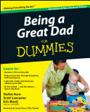 Being a Great Dad For Dummies Pdf/ePub eBook