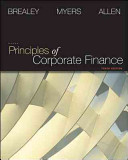 Principles of Corporate Finance   S P Market Insight Book
