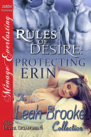 Rules of Desire: Protecting Erin [More Desire, Oklahoma 4]