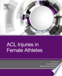 ACL Injuries in Female Athletes Book
