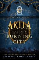 Pdf Arija and The Burning City