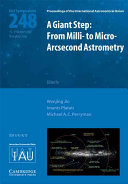 A Giant Step: From Milli- to Micro- Arcsecond Astrometry ...