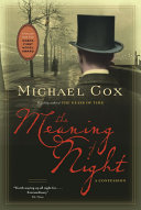 The Meaning of Night Book
