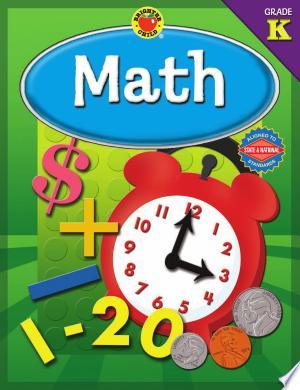 Download Math, Grade K Free Books - Read Books