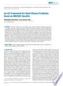 An IoT Framework for Heart Disease Prediction Based on MDCNN Classifier