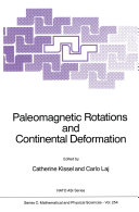 Paleomagnetic Rotations and Continental Deformation [Pdf/ePub] eBook