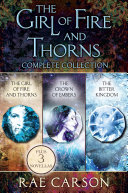 Pdf The Girl of Fire and Thorns Complete Collection