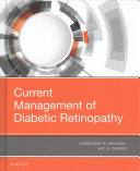 Current Management of Diabetic Retinopathy Book