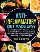 Anti Inflammatory Diet Made Easy
