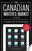 The Canadian Writer s Market  19th Edition