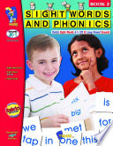 Sight Words   Phonics   Book 2  61 120 Dolch Sight Words  Gr  JK 1