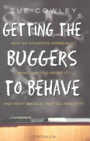 Cover of Getting the Buggers to Behave