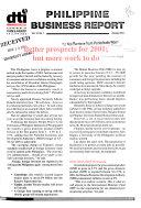 Philippine Business Report