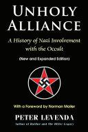 Unholy Alliance Book