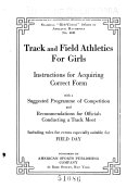 Track and Field Athletics for Girls