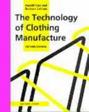The Technology of Clothing Manufacture Book