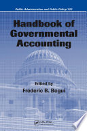 Handbook of Governmental Accounting Book
