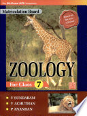 Zoology For Class Vii