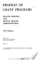 Profiles of Grant Programs Book PDF