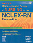 Mosby S Comprehensive Review Of Nursing For The Nclex Rn Examination Book PDF