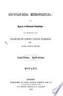 A Manual of Botany