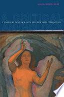 Classical Mythology In English Literature PDF