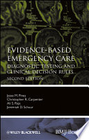 Evidence Based Emergency Care Book PDF