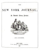 New York Journal of Romance  General Literature  Science and Art