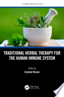 Traditional Herbal Therapy for the Human Immune System