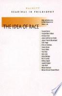 The Idea Of Race