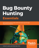 Pdf Bug Bounty Hunting Essentials Telecharger