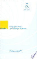 Language Learning and Working Competences