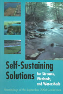 Self-Sustaining Solutions for Streams, Wetlands, and Watersheds