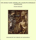 The Diary and Letters of Madame D'Arblay (Frances Burney) Pdf/ePub eBook