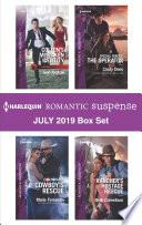 Harlequin Romantic Suspense July 2019 Box Set